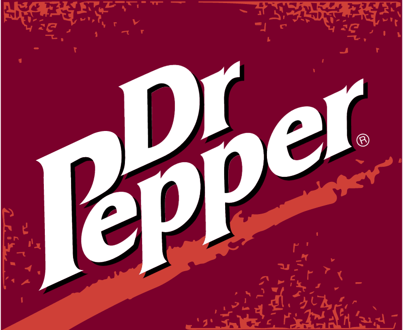 Dr Pepper vector