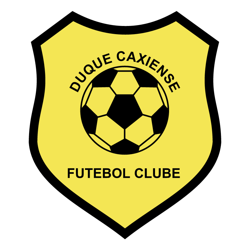 Duquecaxiense Futebol Clube de Duque de Caxias RJ vector