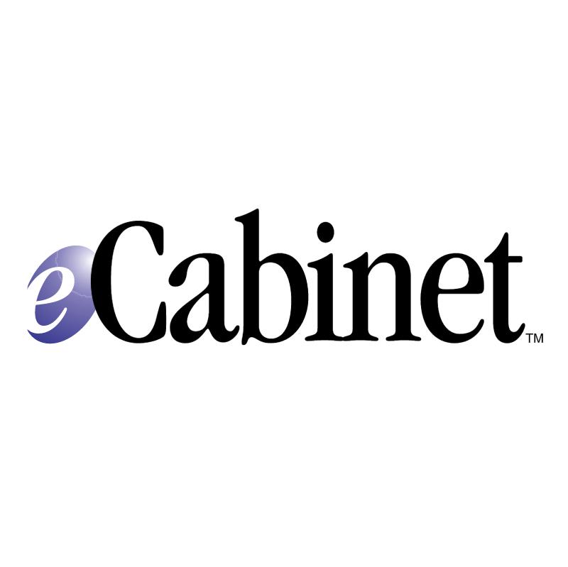 eCabinet vector