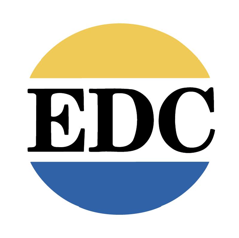 EDC vector logo