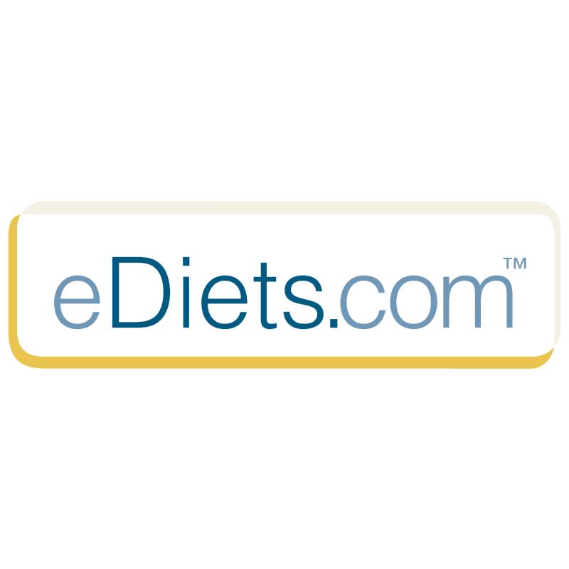 eDiets com vector