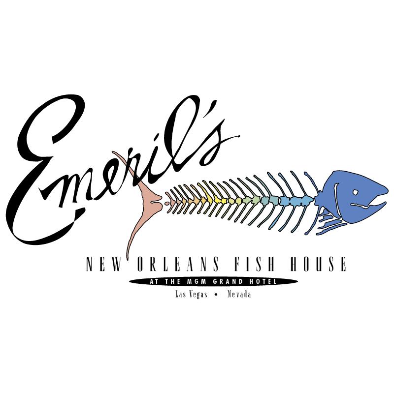Emeril's vector logo