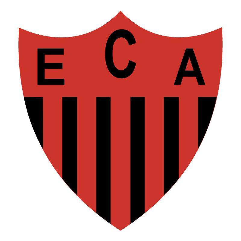 Esporte Clube Anchieta do Rio de Janeiro RJ vector