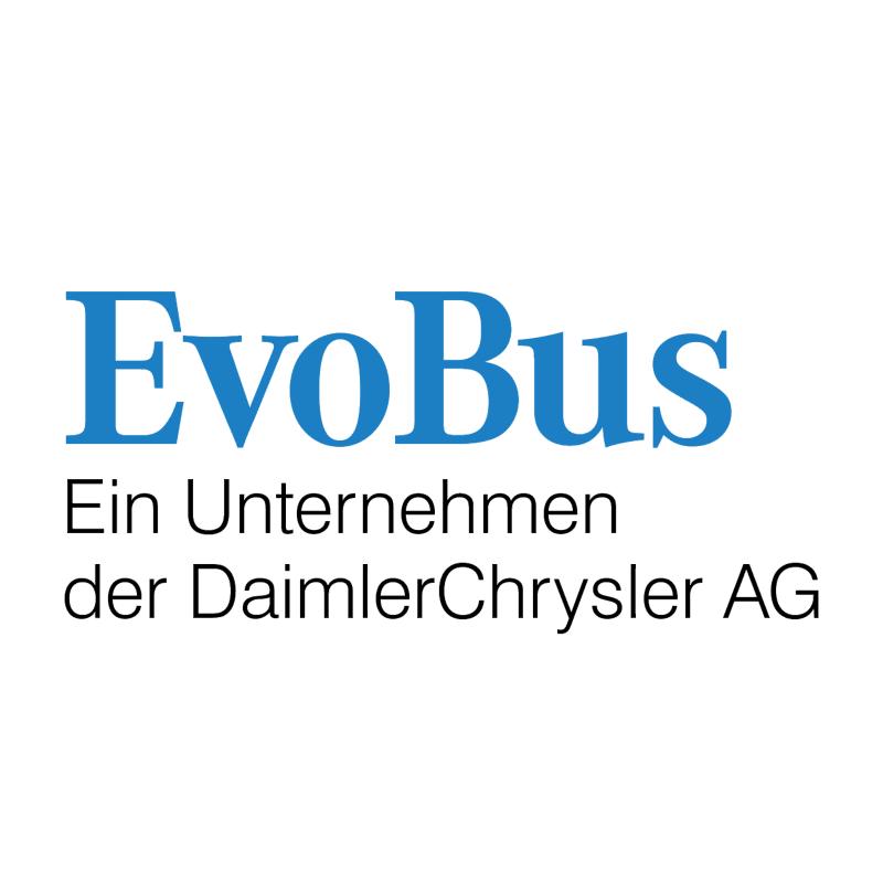 EvoBus vector logo