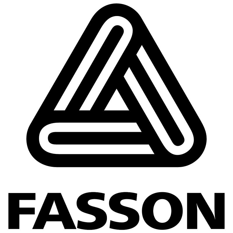 Fasson vector logo