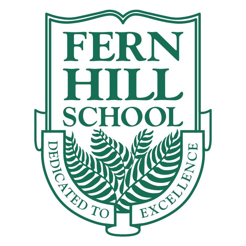 Fern Hill School vector logo