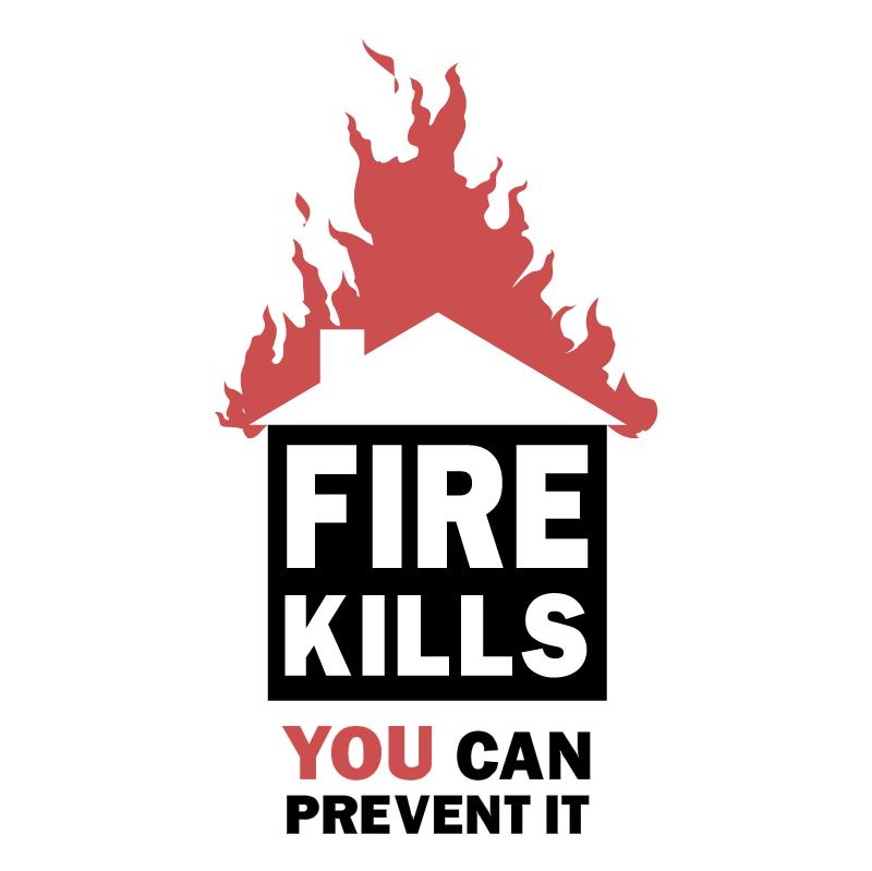 Fire Kills vector