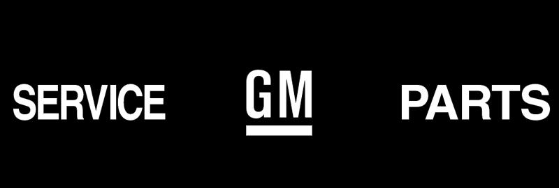 GM PARTS CANADA vector