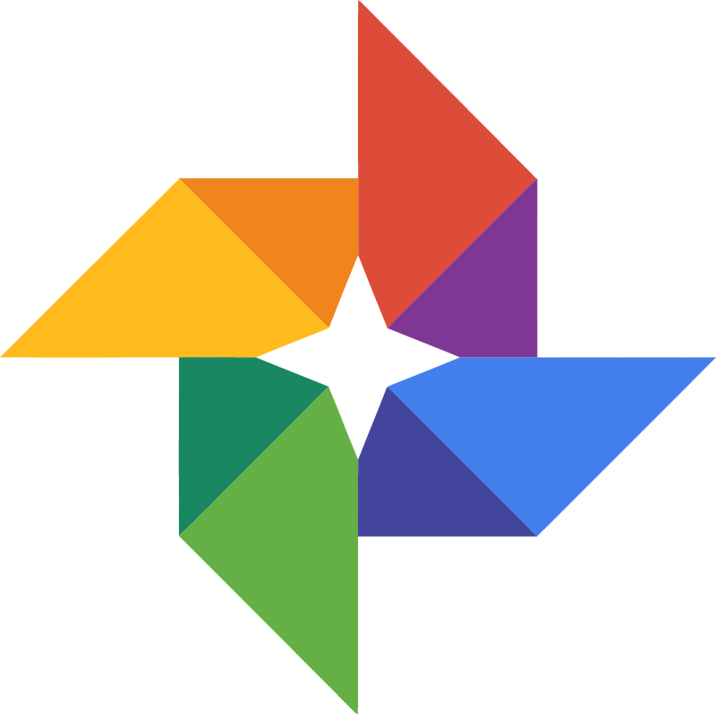 Google Photos vector logo