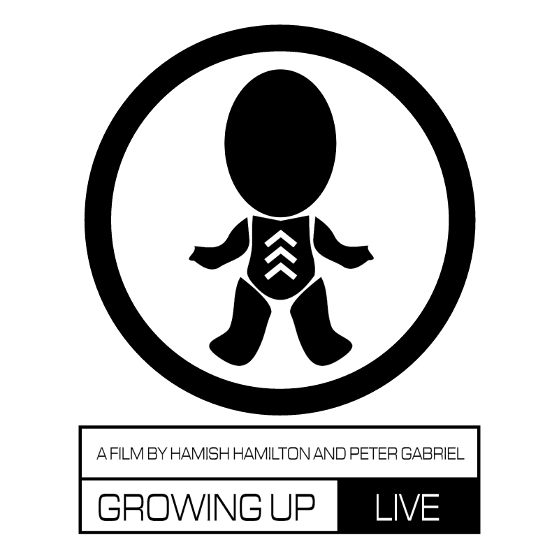 Growing Up Live vector