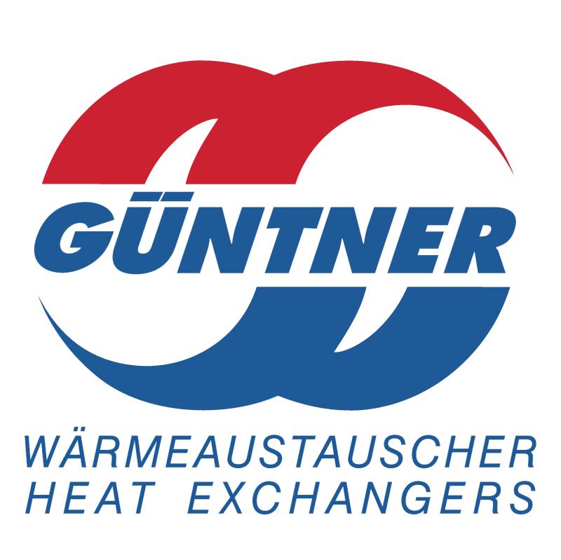 Guntner vector logo