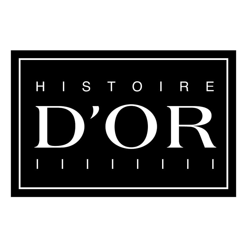 Histoire D'Or vector
