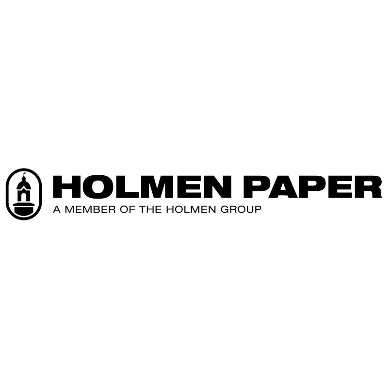Holmen Paper vector
