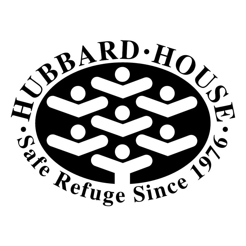 Hubbard House vector logo
