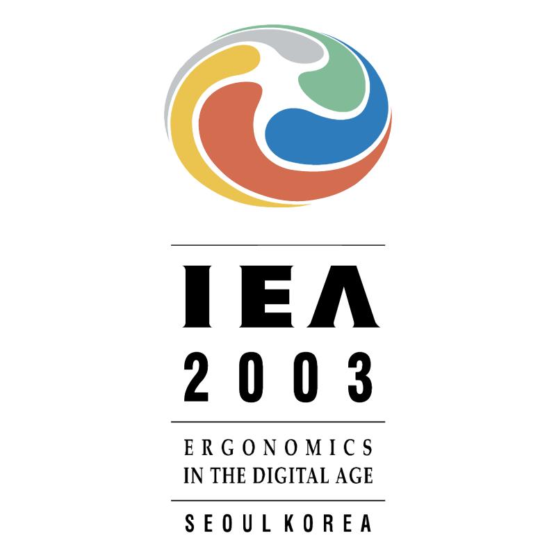 IEA 2003 vector