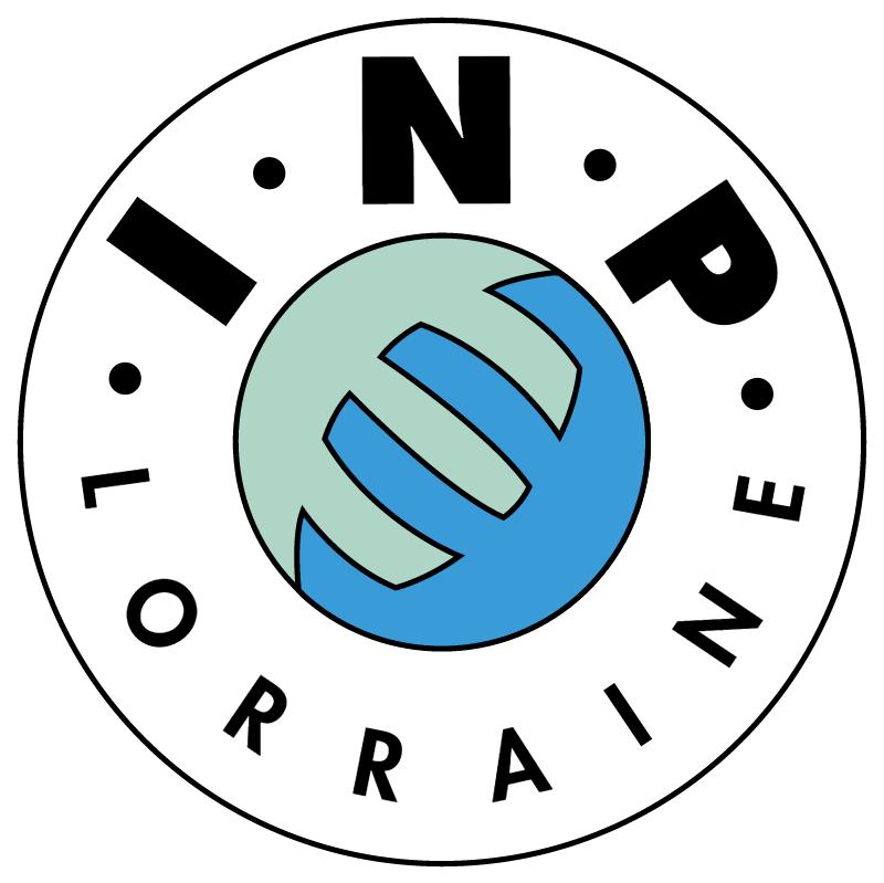 INP Lorraine vector