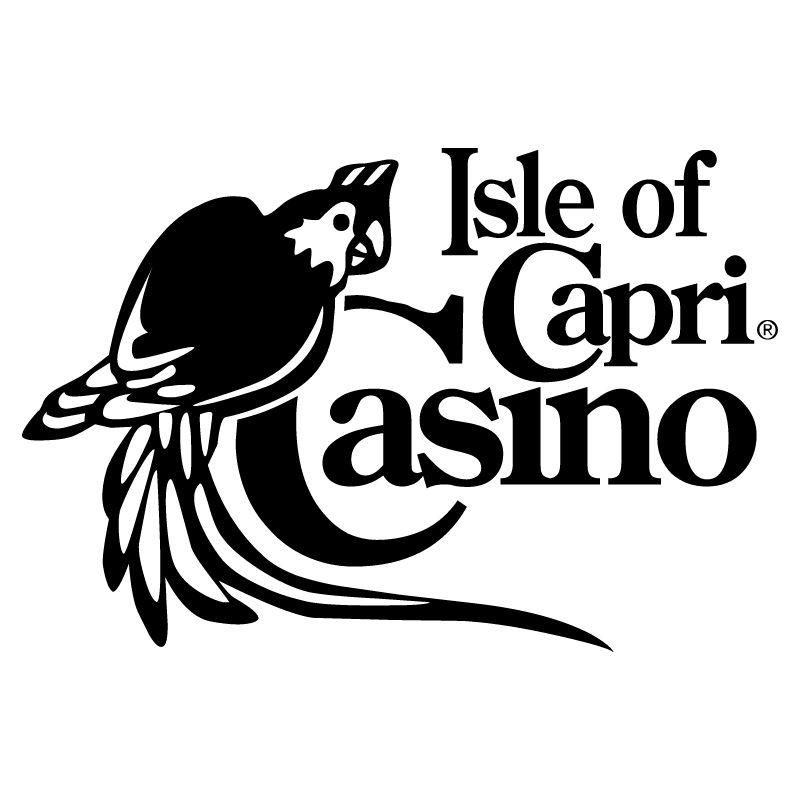 Isle of Capri Casino vector logo
