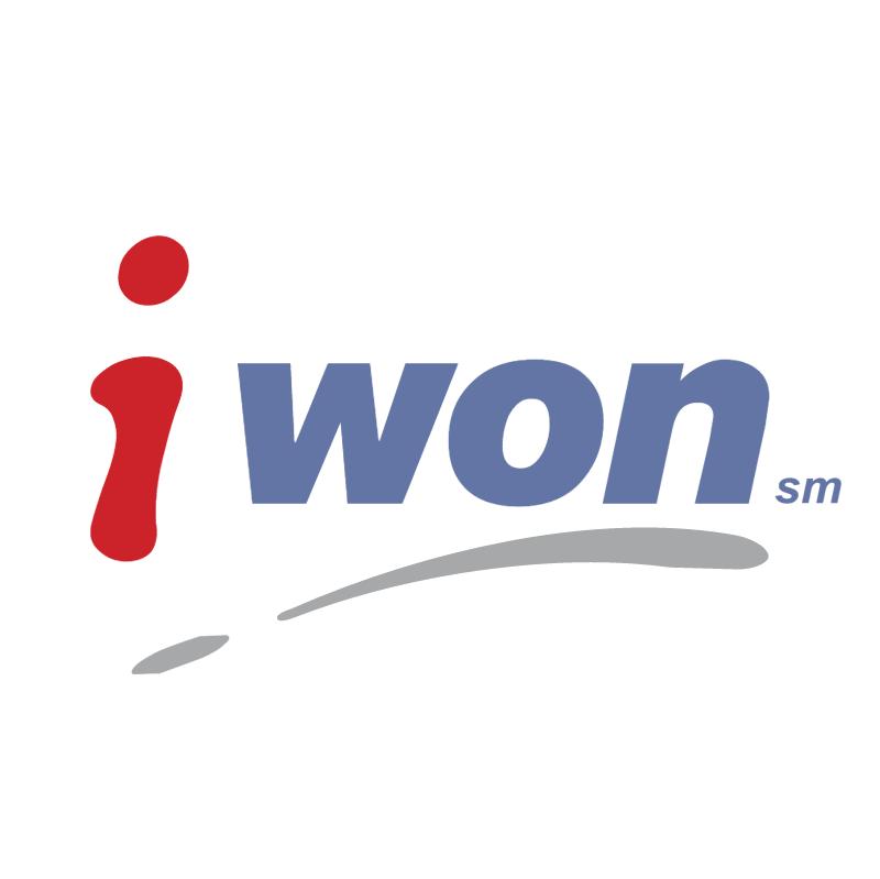 iWon vector
