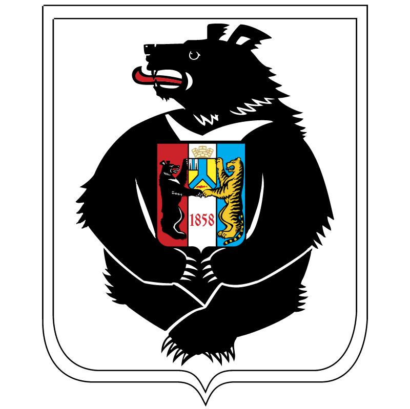 Khabarovskiy Krai vector