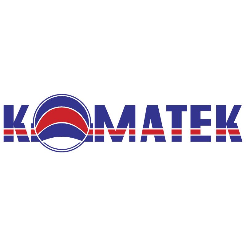 Komatek vector logo