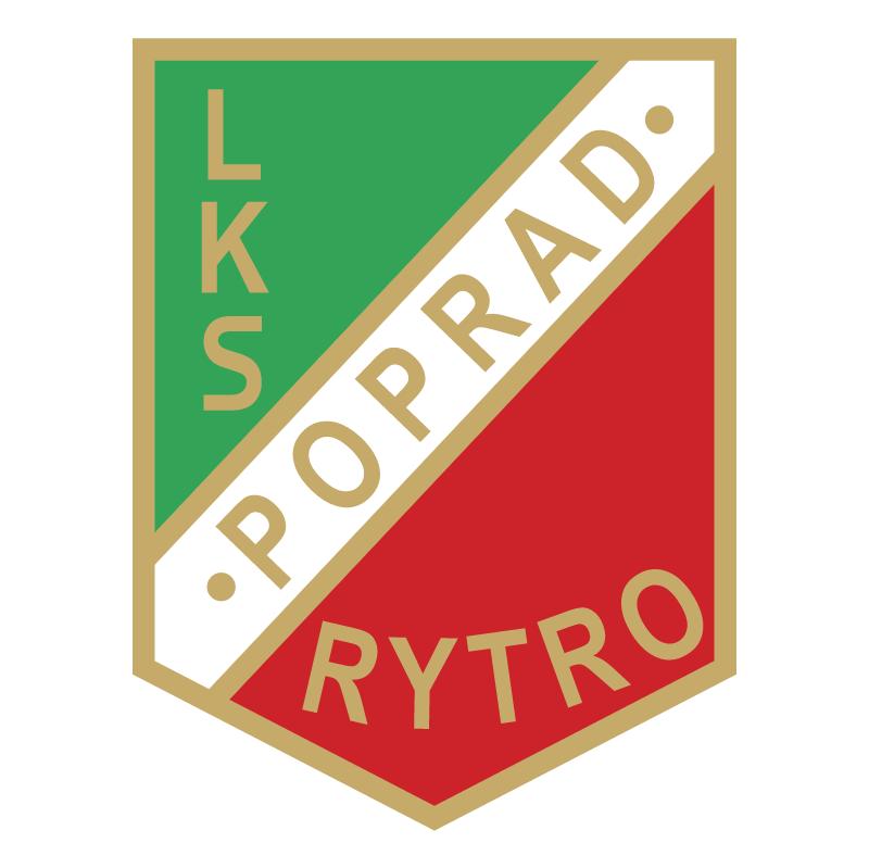 LKS Poprad Rytro vector