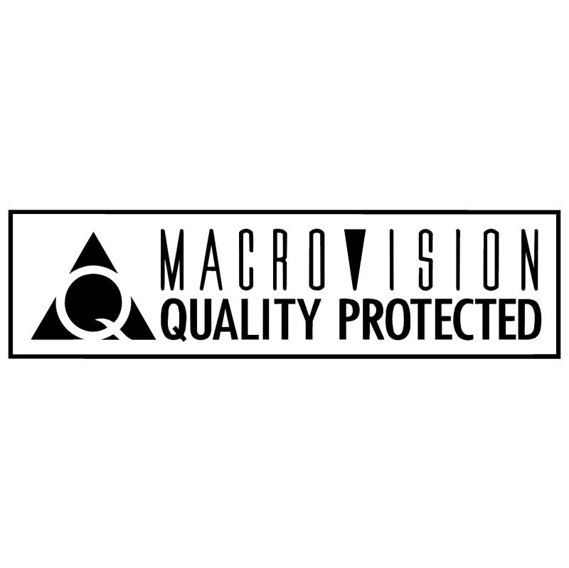 Macrovision vector
