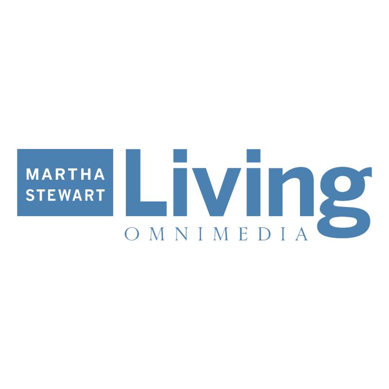 Martha Stewart Living Omnimedia vector