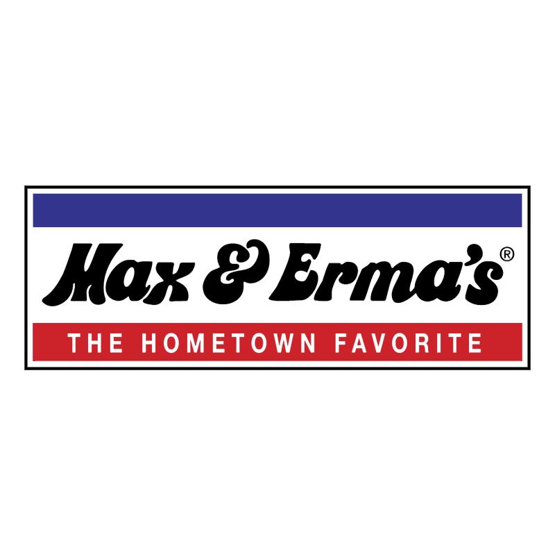Max & Erma's vector
