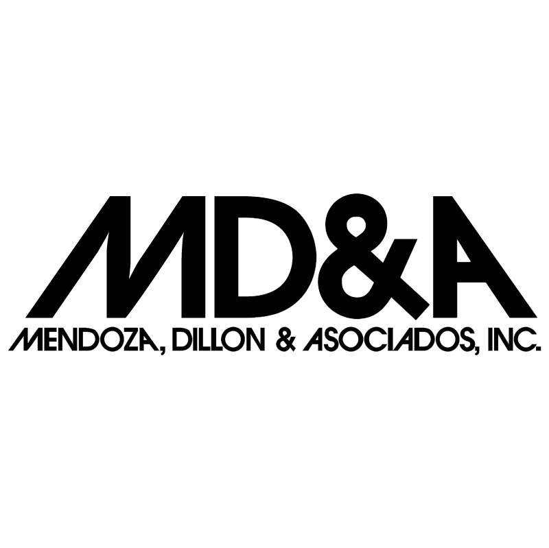MD&A vector