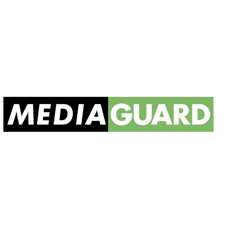 Media Guard vector logo
