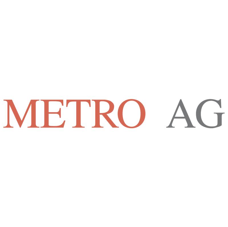 Metro AG vector