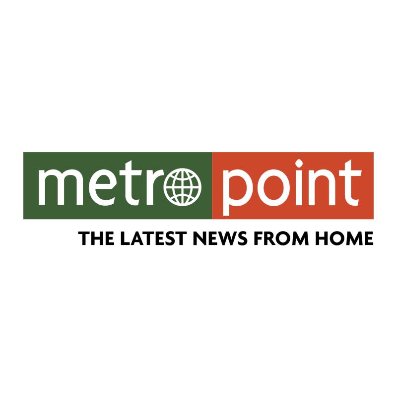 Metro Point vector