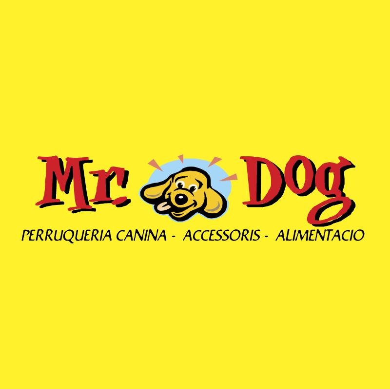 Mr Dog vector