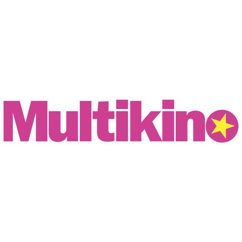 Multikino vector logo