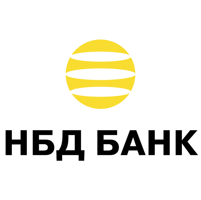 NBD Bank vector logo