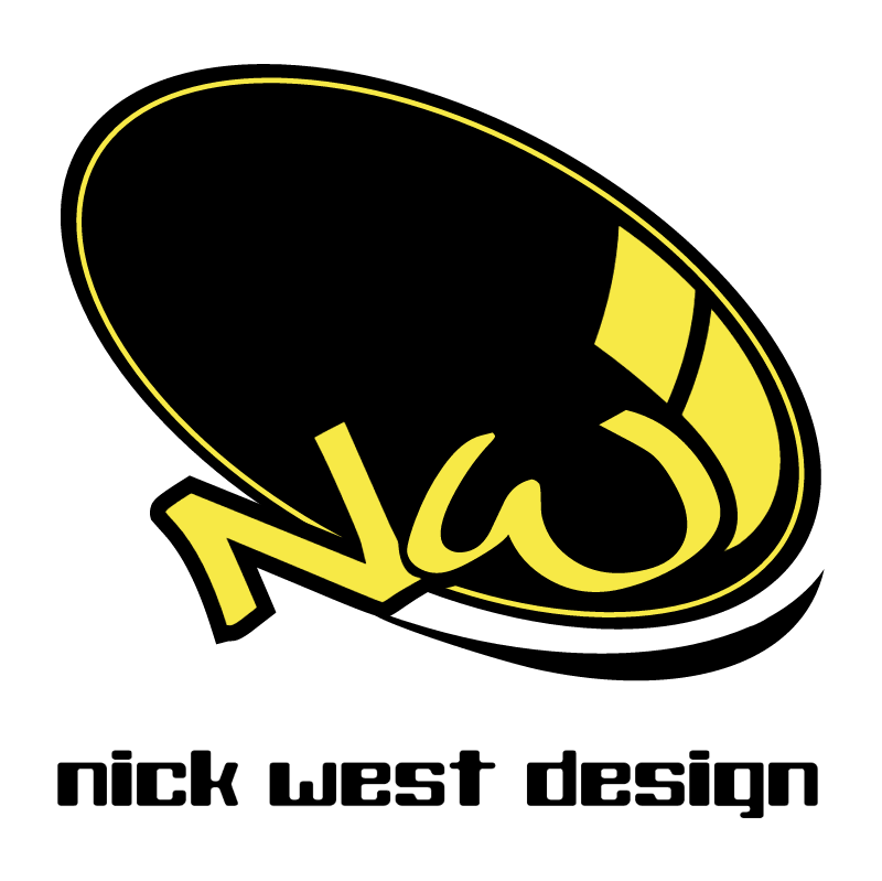 Nick West Design vector