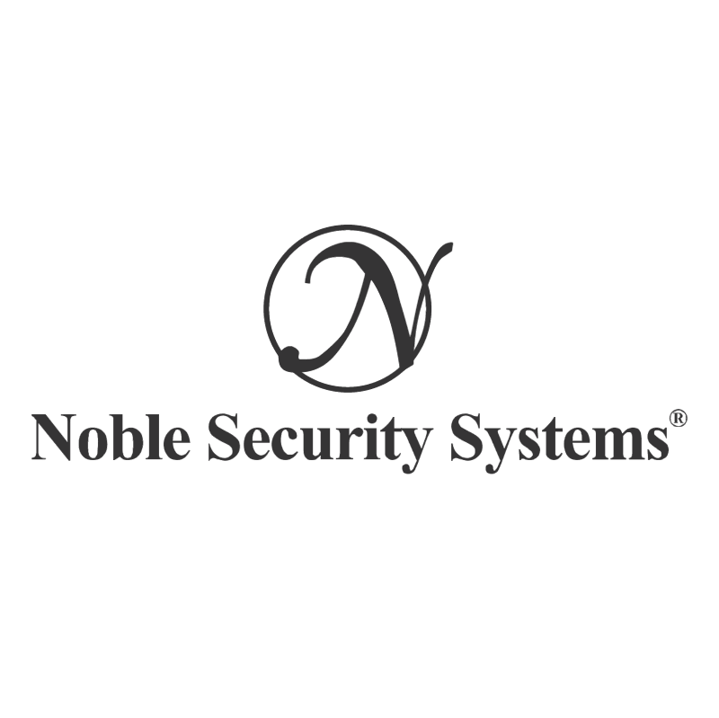 Noble Security Systems vector