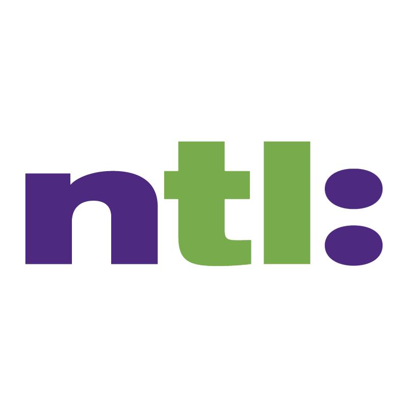 NTL vector logo