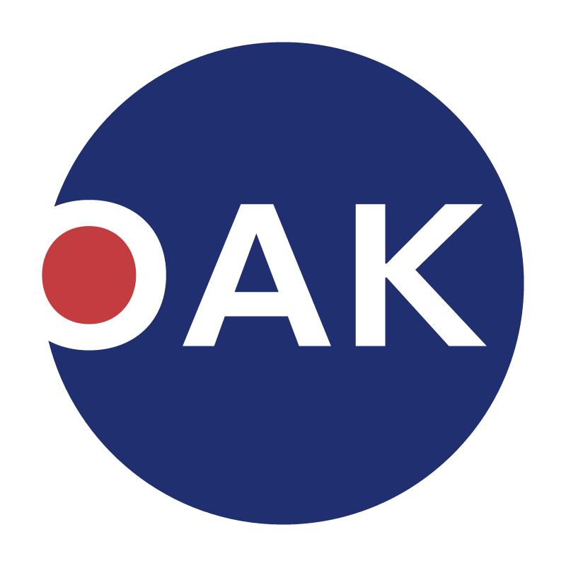 Oak Technology vector logo