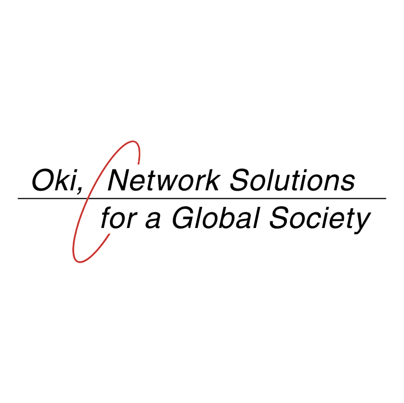 Oki, Network Solutions vector