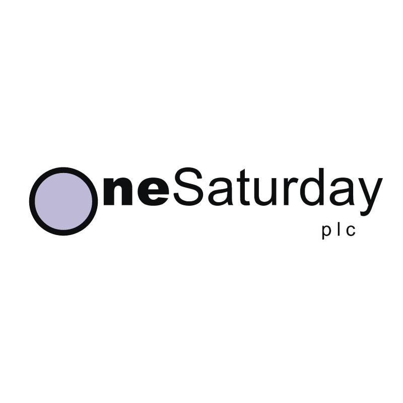 OneSaturday vector logo