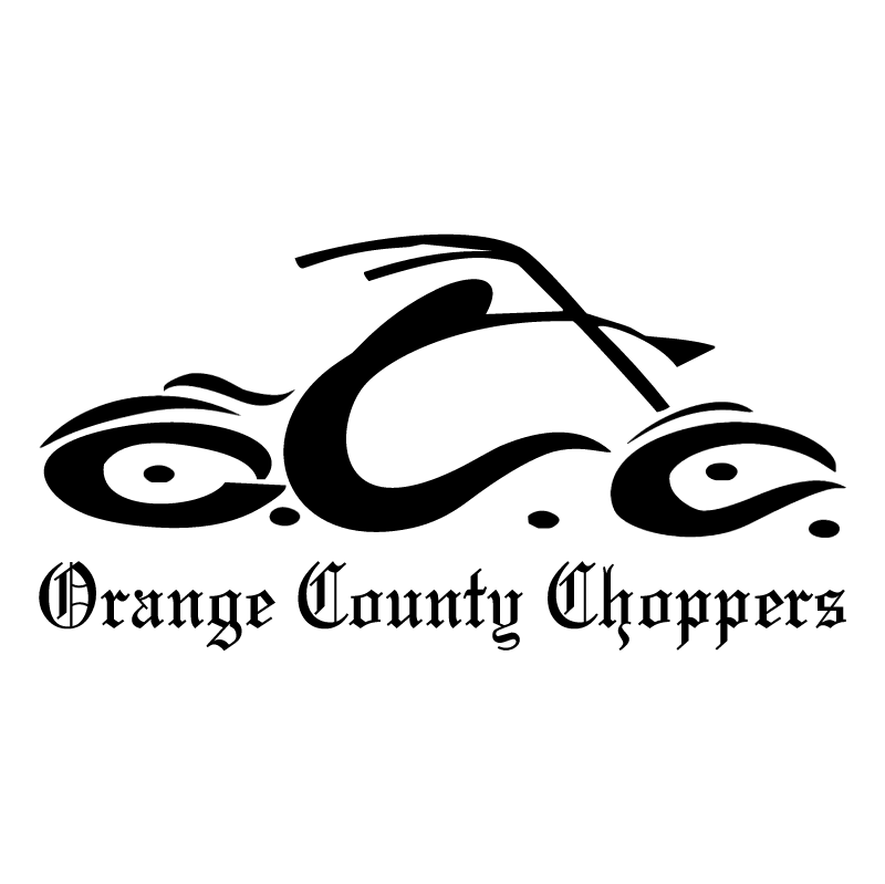 Orange county choppers vector