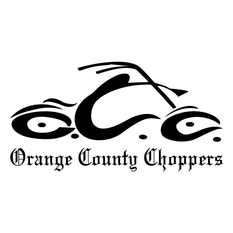 Orange county choppers vector