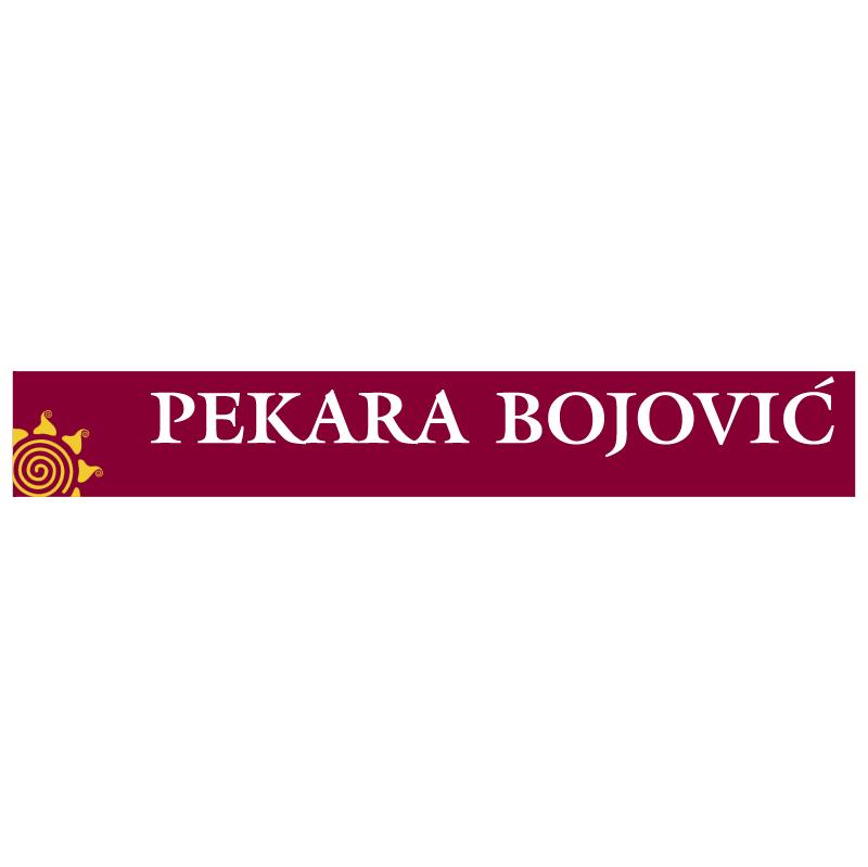 Pekara Bojovic vector logo