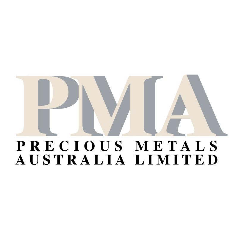 PMA vector logo