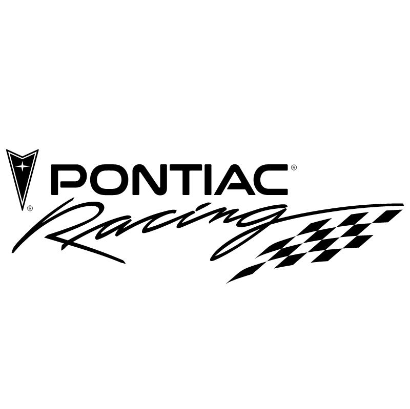 Pontiac Racing vector