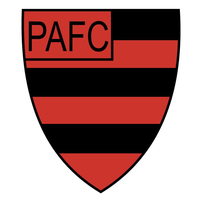 Porto Alegre Futebol Clube de Itaperuna RJ vector