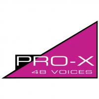 Pro X vector