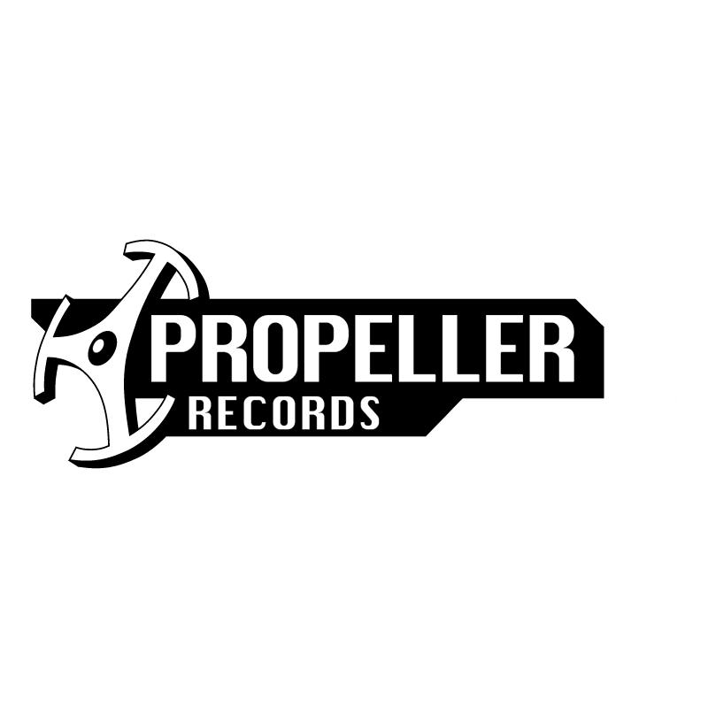 Propeller Records vector logo