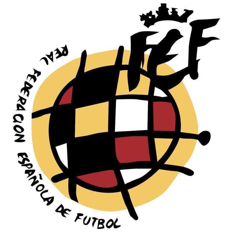 Real Federacion Espanola de Futbol vector